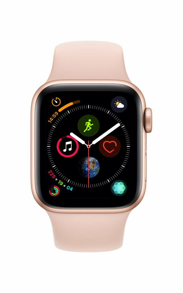 top running tech 2019 Apple Watch series 4