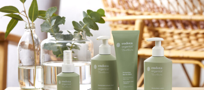 endota Organics nurture – an impressive skincare collection for mum's and bub's + WIN the collection (valued at $155)