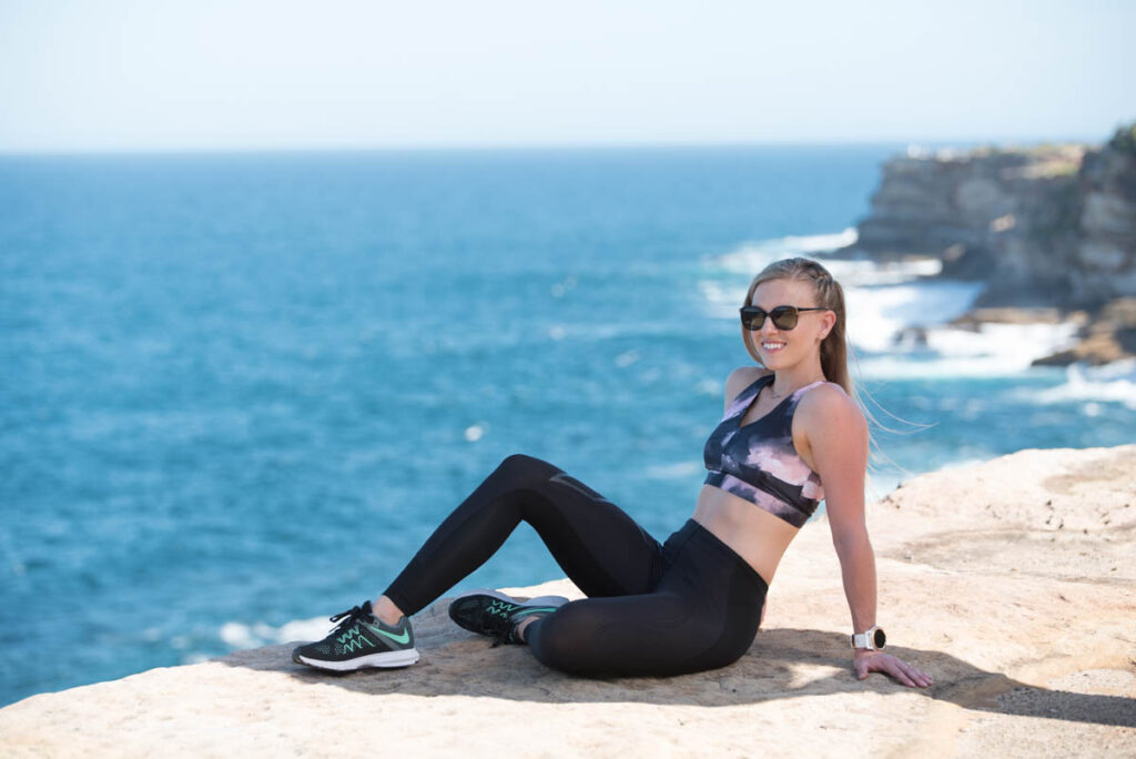 Amy Darcy editor Eat Pray Workout