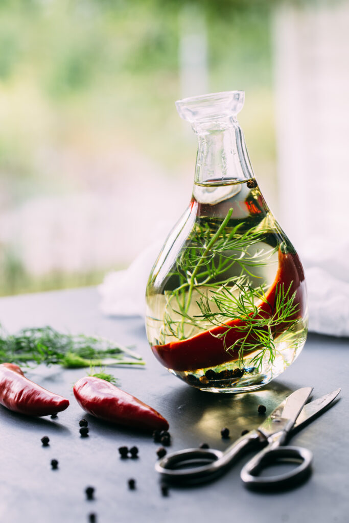 easy steps to infusing your own olive oil